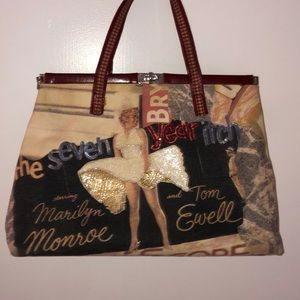 Isabella Fiore Marilyn Monroe bag! LIMITED EDITION